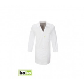 KoKo White Dust Coat